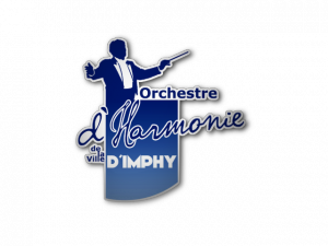 Le logo de l'Orchestre d'Harmonie de la Ville d'Imphy