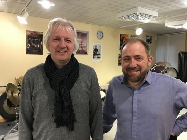 Jan Van Der Roost et Philippe Gateau