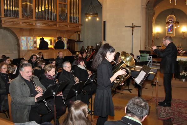 Orgues et orchestre