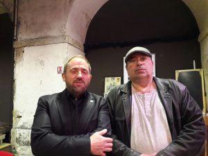 Philippe Gateau et Pascal Tedès
